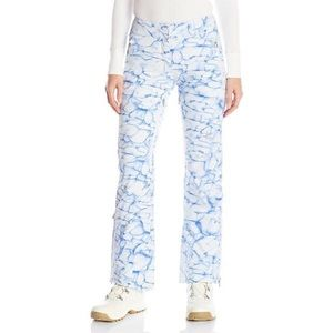 NWT Spyder women snow/ski Traveler tailored pants